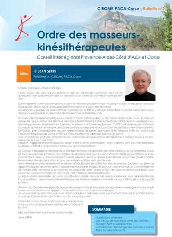 Bulletin 2010